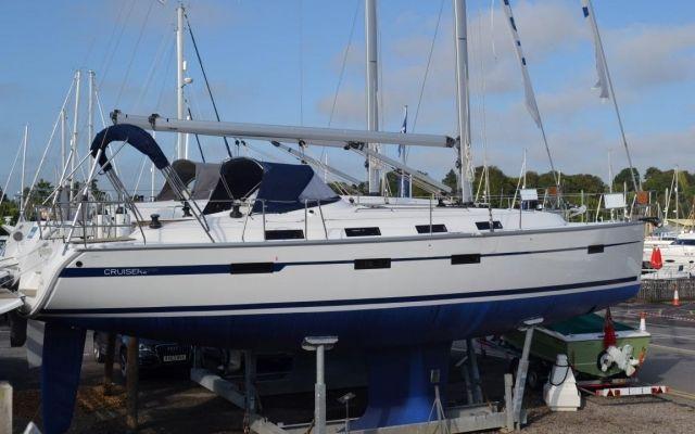 Bavaria  40  Cruiser Reise