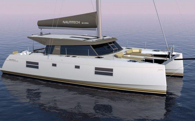 Nautitech 46 abierto