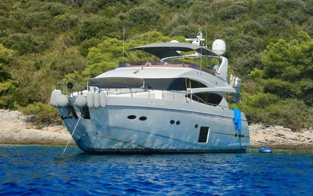 Princesa 85 Motor Yacht
