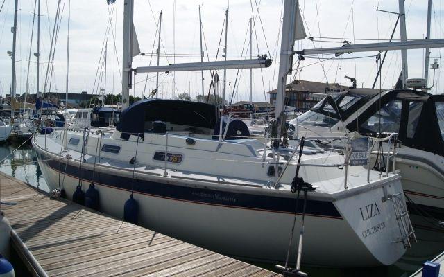 Westerly Corsair 36 Ketch