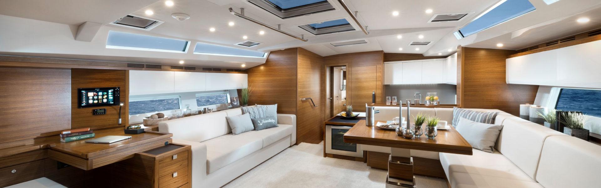Bavaria Yachts C65 Interior