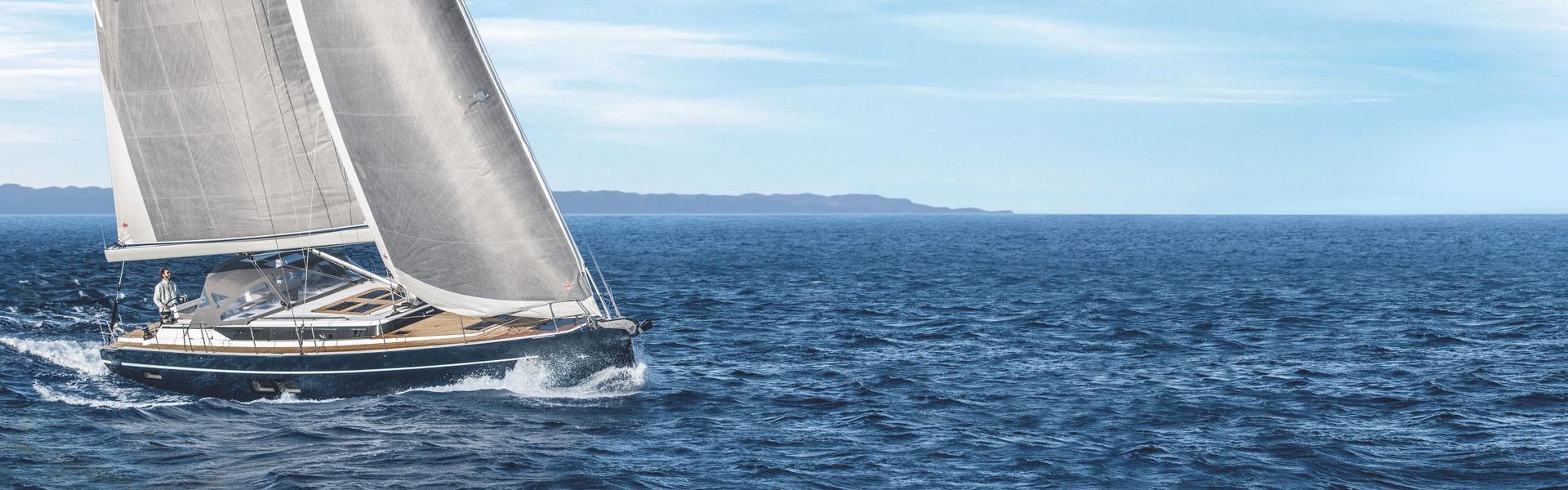 Bavaria Yachts C57 Außen