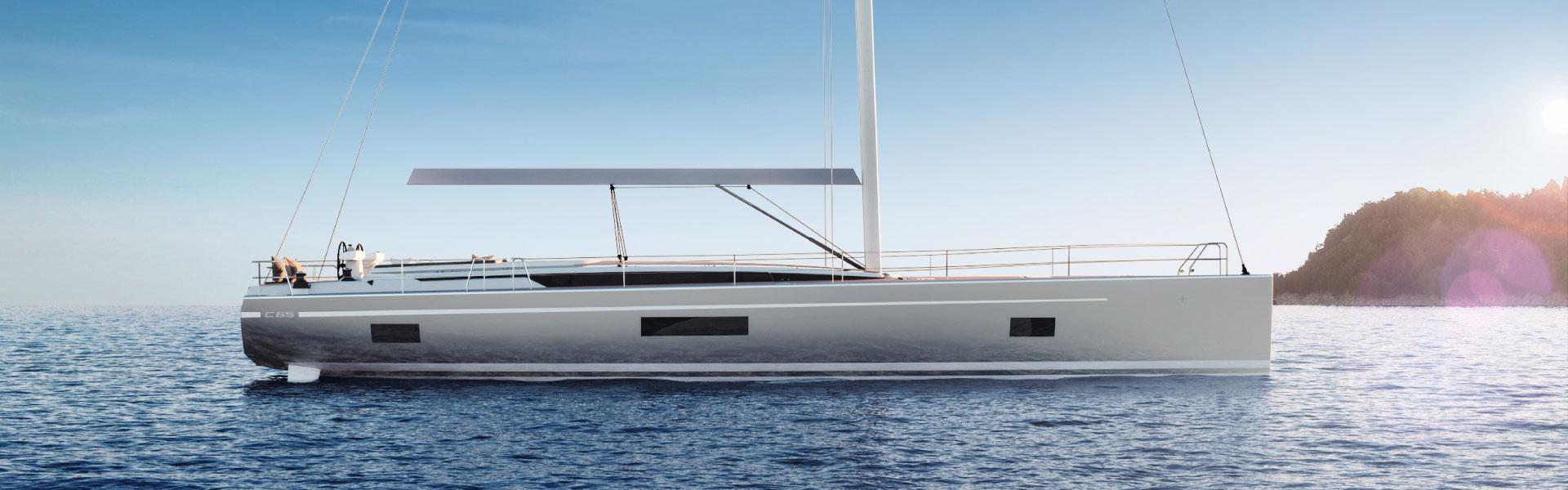 Bavaria Yachts C65 Außen
