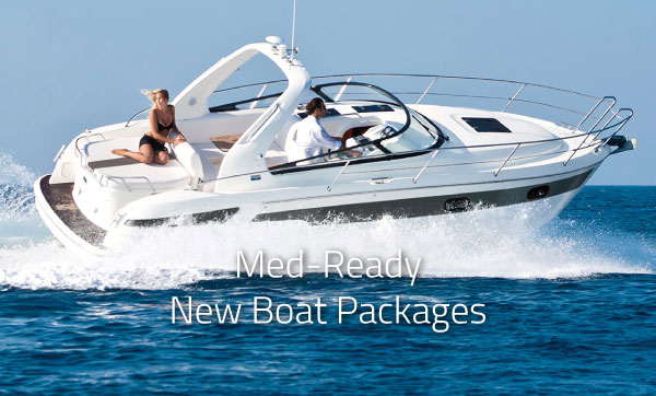 Med-Ready New Boat Packages