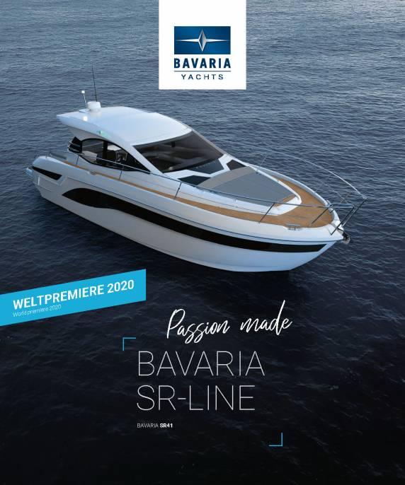 Laden Sie die SR41-Broschüre von herunter Clipper Marine