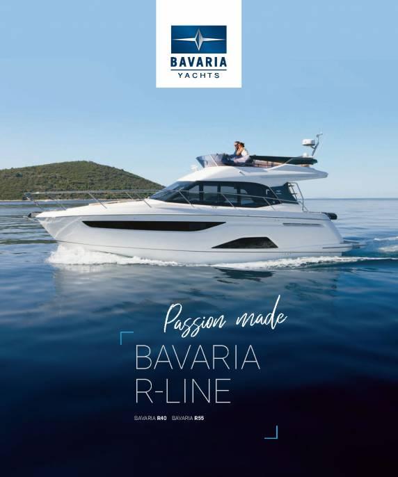 Descargue el folleto R40 Coupé de Clipper Marine