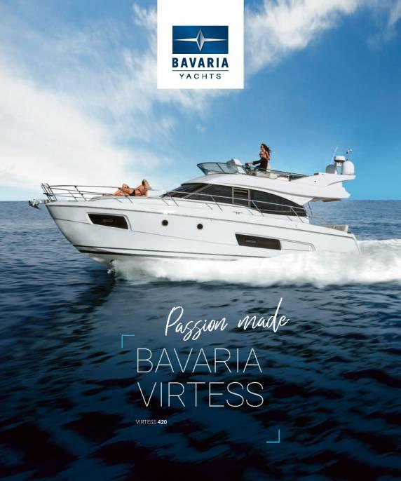 Pobierz broszurę Virtess 420 Coupe z Clipper Marine