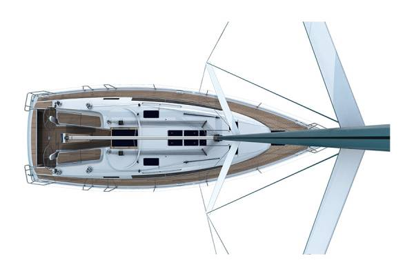 Bavaria Cruiser 41 - Deck
