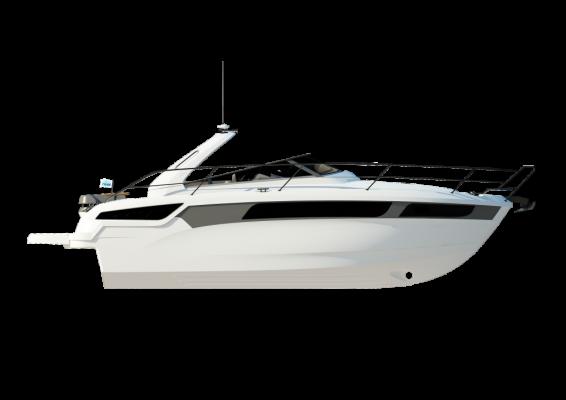 Bavaria S36 Open - profil