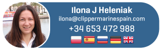Ilona J.Heleniak - Clipper Marine Spain