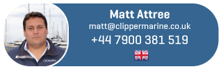 Matthew Attree - Clipper Marine Spain