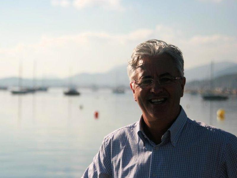 Jason Hudson - Clipper Marine-Mallorca