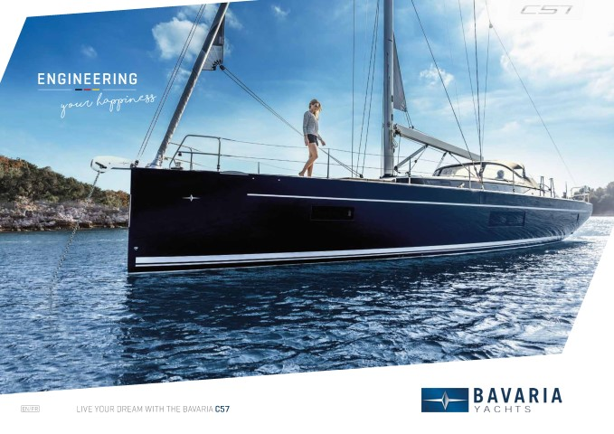 Download the  C57 brochure from Clipper Marine