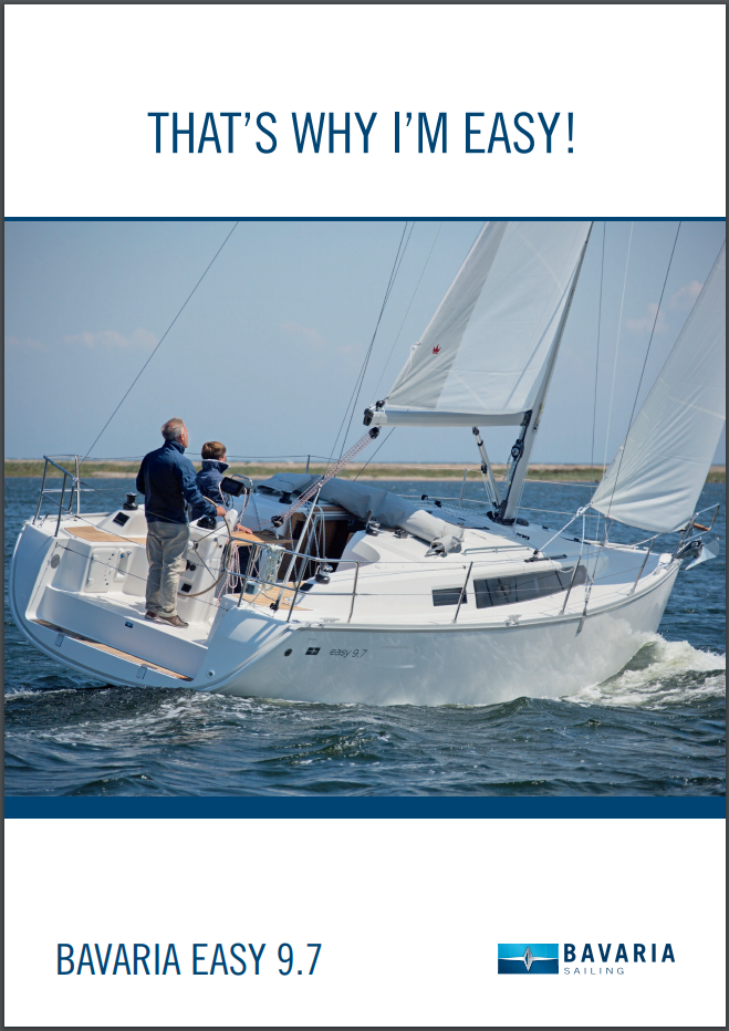 Download the  Easy 9.7 brochure from Clipper Marine