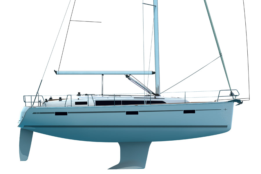 Bavaria Cruiser 37 - Profile