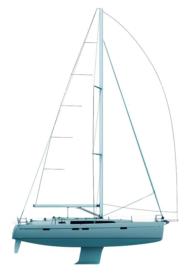Bavaria Cruiser 46 - Perfil
