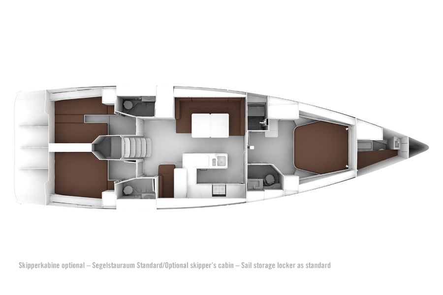 Bavaria Cruiser 56 - Layout 1