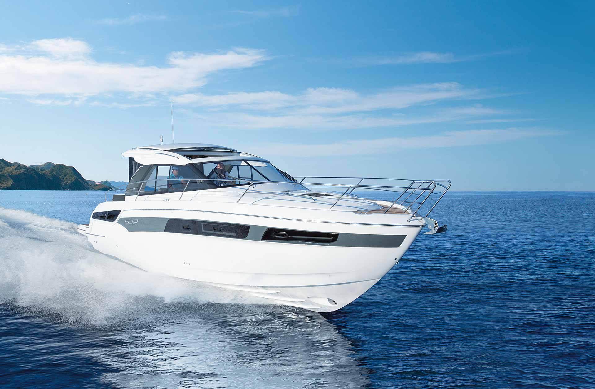 Bavaria s40 coupe clipper marine spain bavaria distributor - Coupe bruit exterieur ...