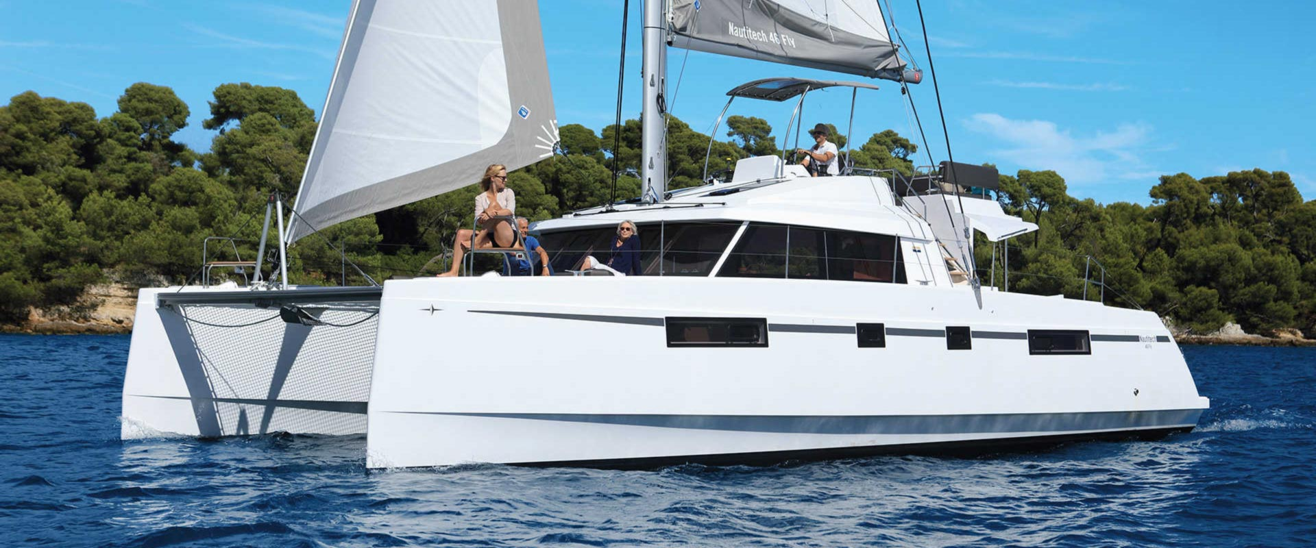 Bavaria Nautitech 46 Fly Catamaran