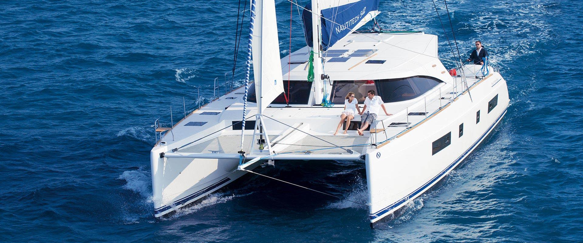 Baviera Nautitech 542 Catamarán