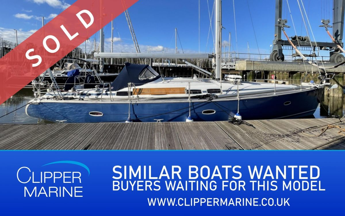 2008 Bavaria 46 for sale in Southampton by Clipper Marine Spain
