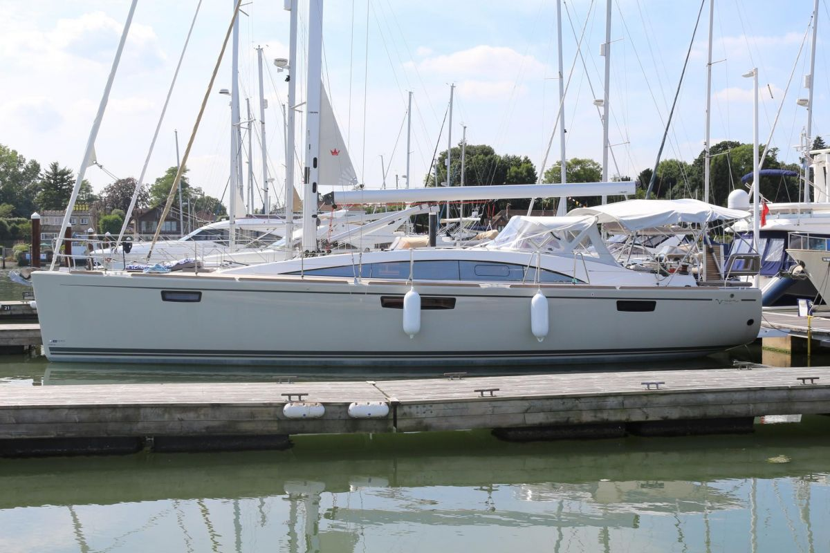 2017 Bavaria Vision 46 for sale in Swanwick by Clipper Marine Spain