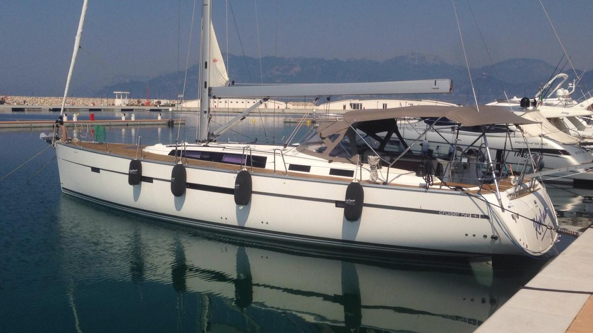 2016 Bavaria Cruiser 56 for sale in Naples by Clipper Marine Spain