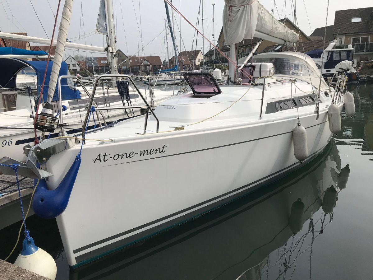 2009 Hanse 320 for sale in Port Solent by Clipper Marine Spain