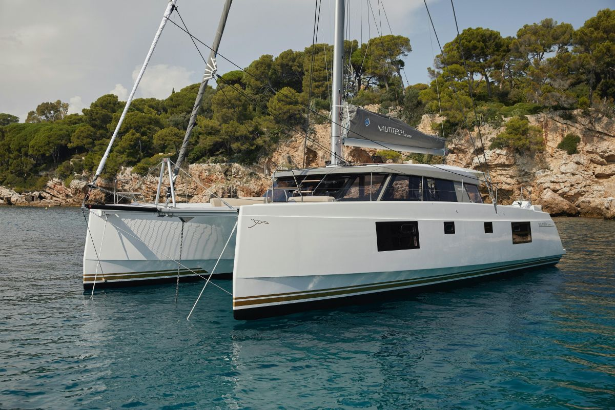 2019 Nautitech 46 Open for sale in Barcelona by Clipper Marine Spain