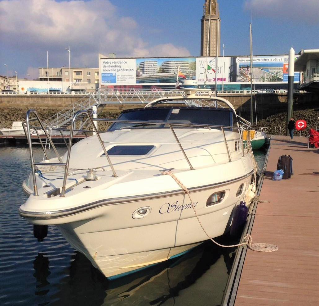 1989 Sealine 328 Sovereign -