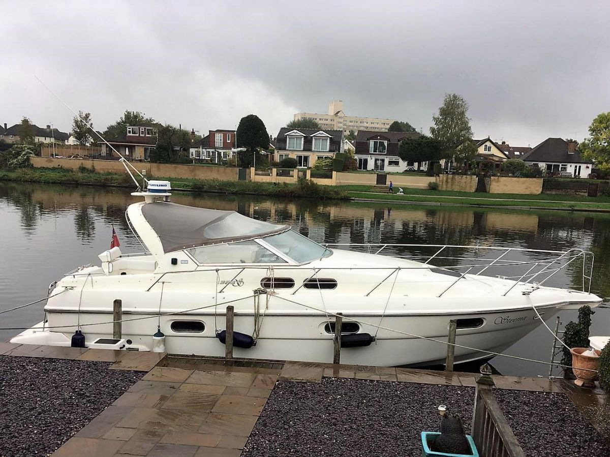1989 Sealine 328 Sovereign for sale in Shepperton by Clipper Marine Spain