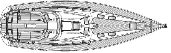 2008 Bavaria 46 Manufacturer Provided Image