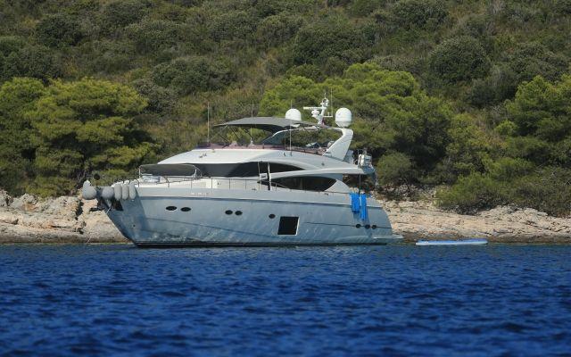 Princess 85 Motoryacht