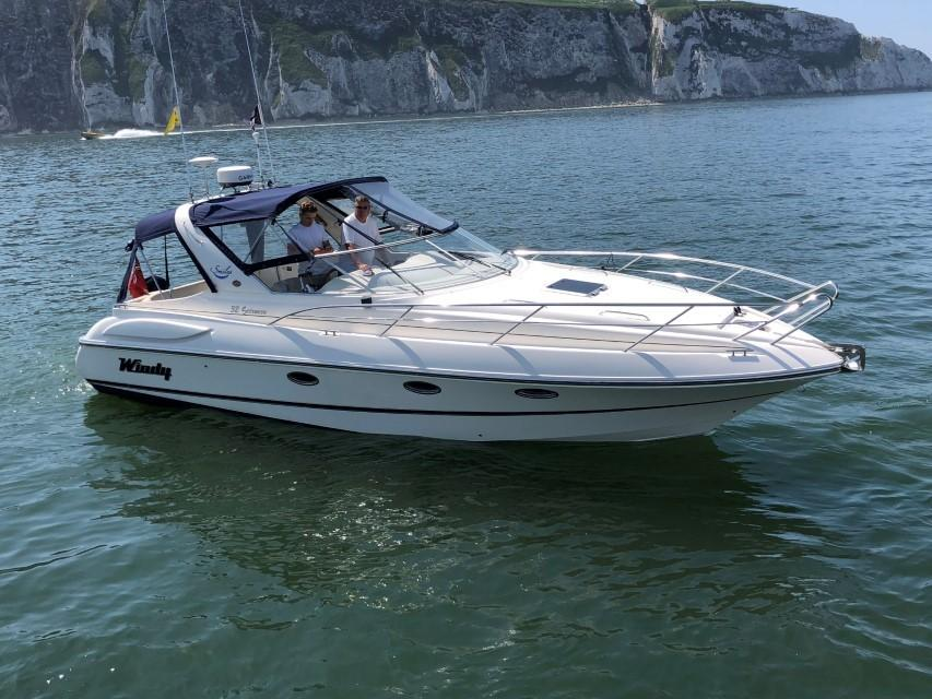 1998 Windy Scirocco 32 for sale in Poole by Clipper Marine Spain