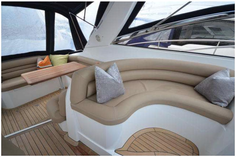 2004 Sunseeker Portofino  35 LIBRARY PHOTOS OF ACTUAL BOAT - CURRENT PHOTOS TO FOLLOW
