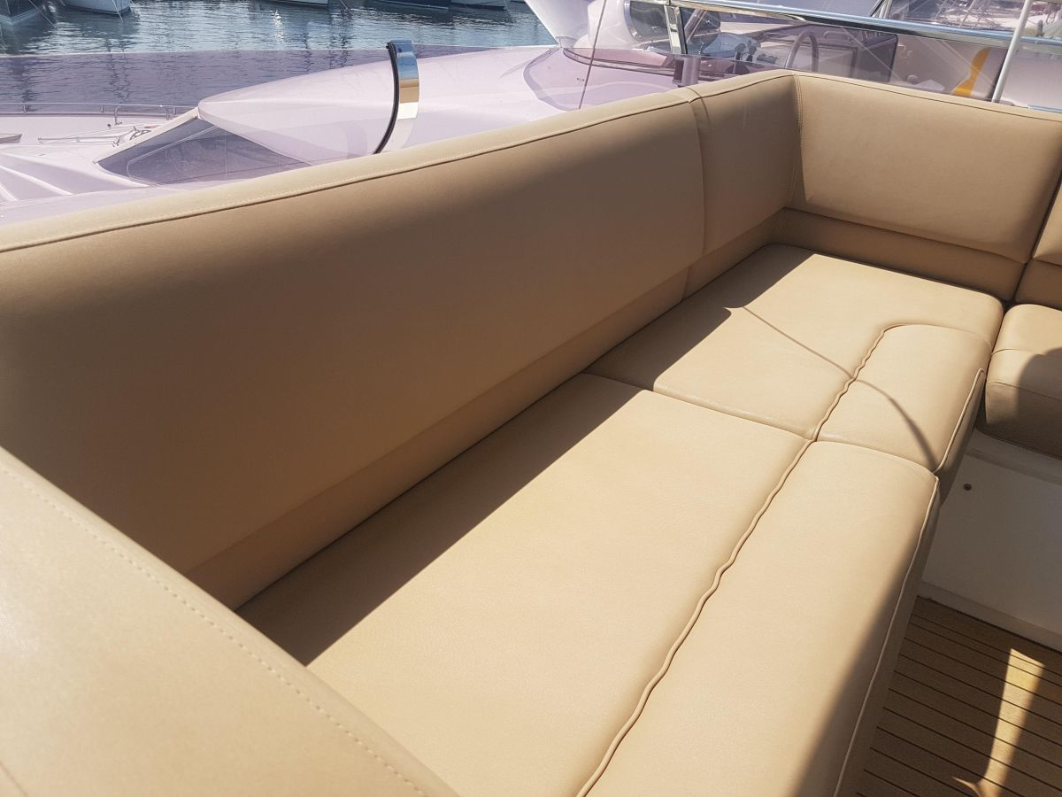 2013 Princess 72 Motor Yacht High quality upholstery
