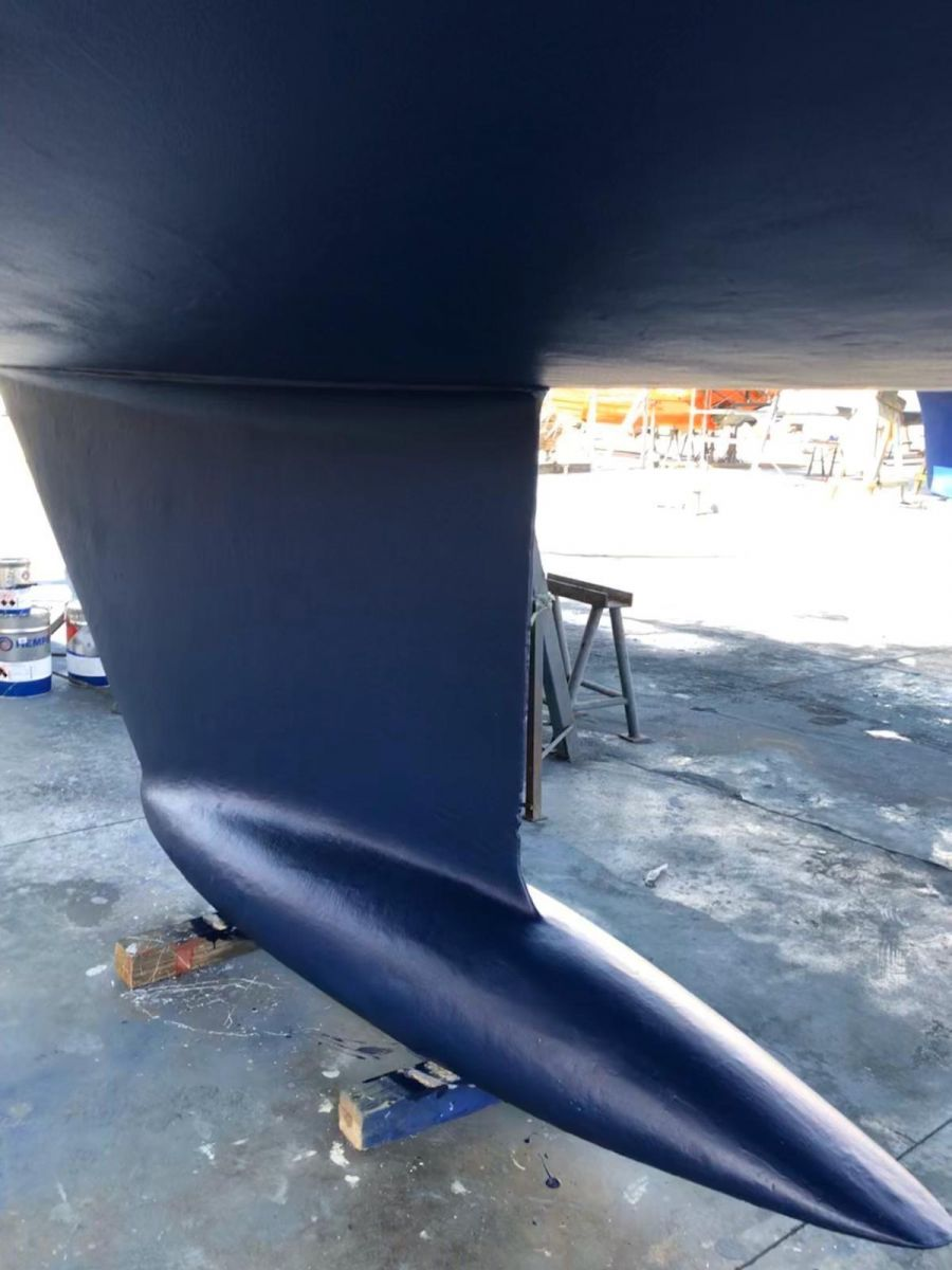 2010 Bavaria 51 Cruiser New antifouling 2020