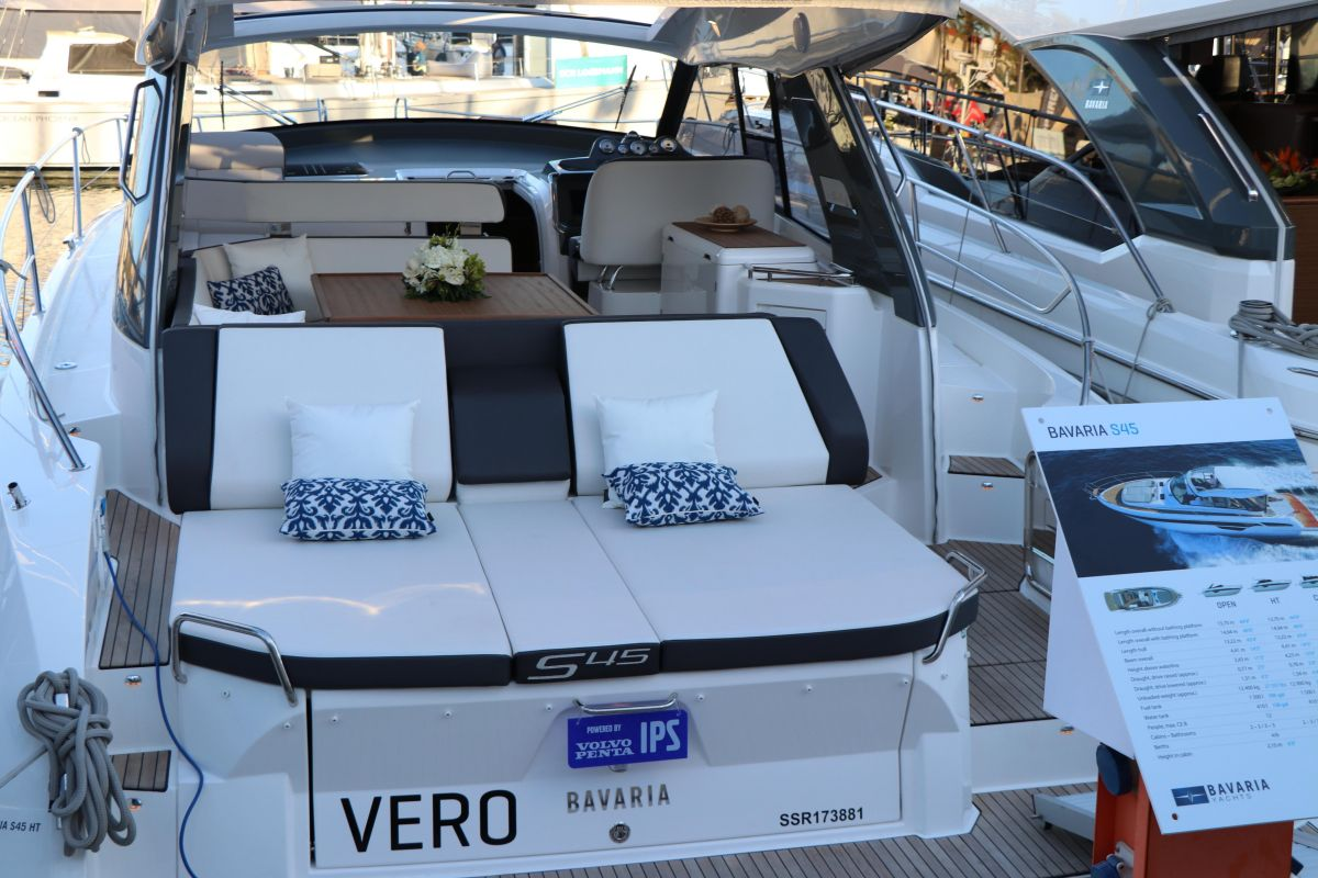 2019 Bavaria S45 HT for sale in Palma de Mallorca by Clipper Marine Spain