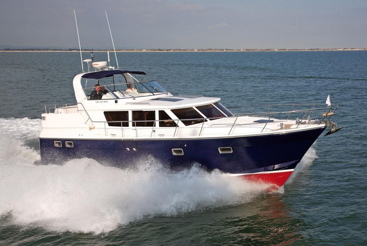 2009 Trader 42 Signature for sale in Swanwick by Clipper Marine Spain