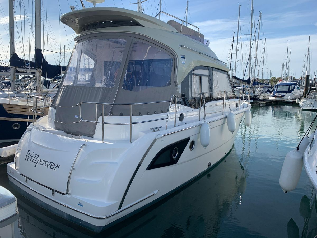 2018 Bavaria E34 Fly for sale in Gosport by Clipper Marine Spain