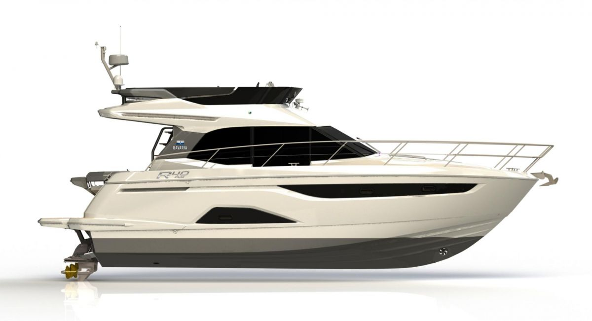 2021 Bavaria R40 Fly Manufacturer Provided Image: Bavaria R40 Fly