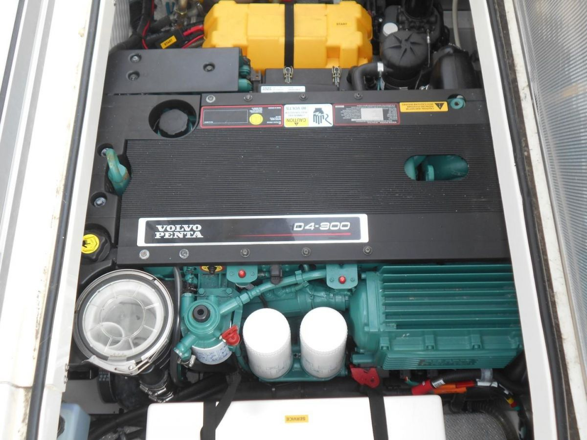2011 Aquador 25ce D4-300 Engine