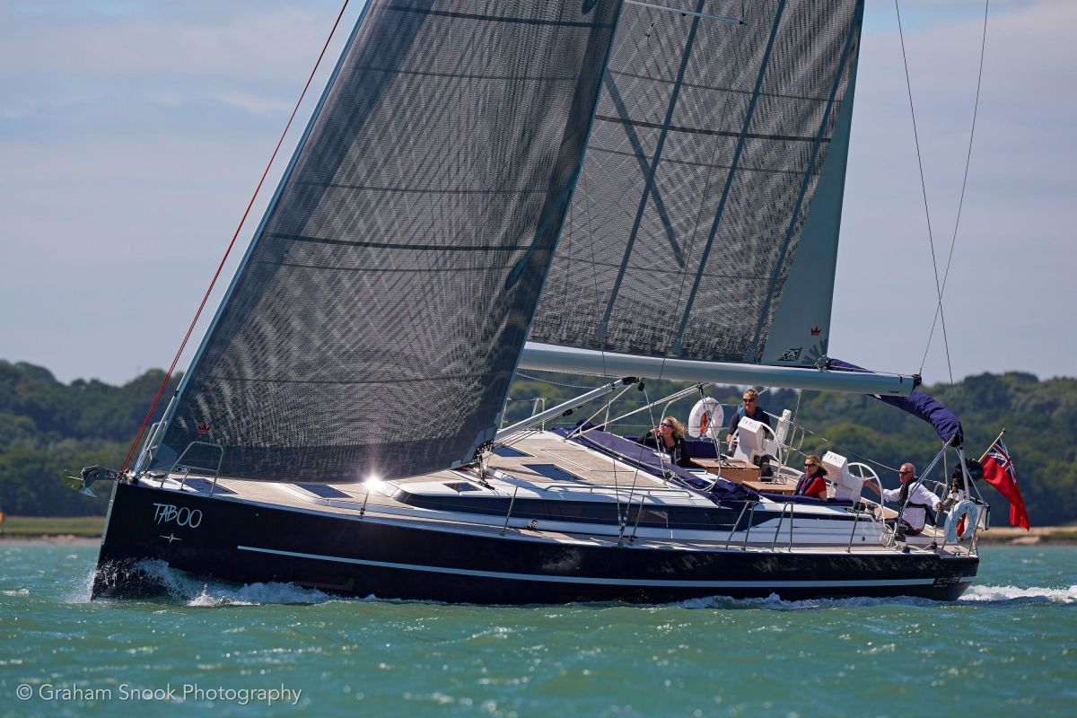 2018 Bavaria C45 Style for sale in Southampton by Clipper Marine Spain