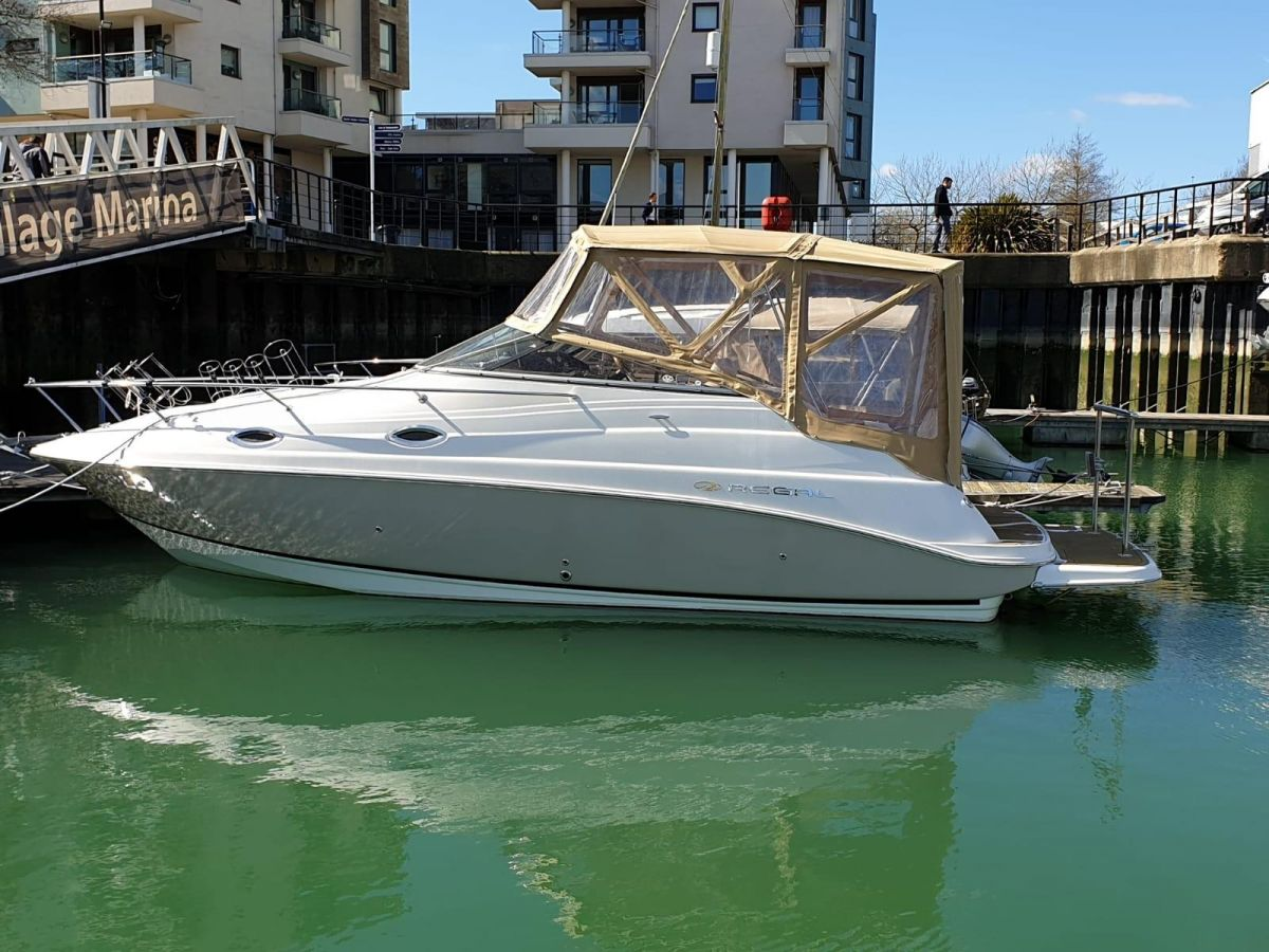 2008 Regal 2665 for sale in Ramsgate by Clipper Marine Spain