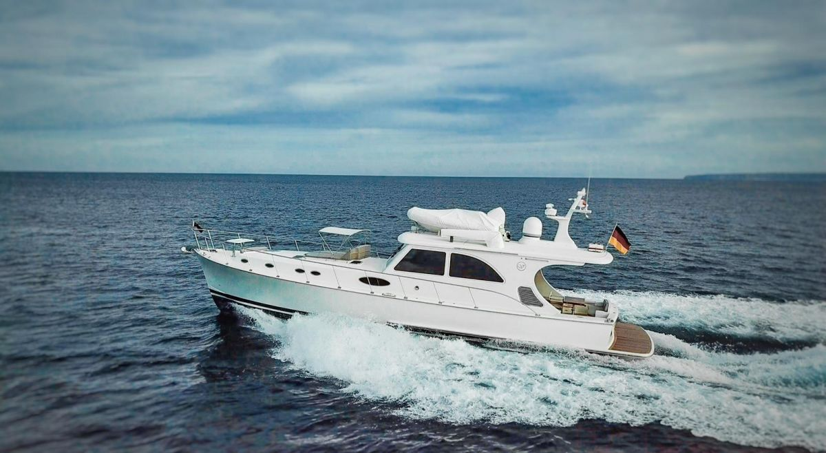 2009 Vicem Bahama Bay 55 for sale in Ibiza by Clipper Marine Spain