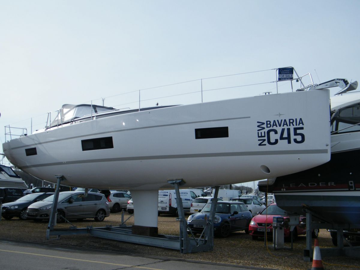 2019 Bavaria C45 for sale in Swanwick by Clipper Marine Spain