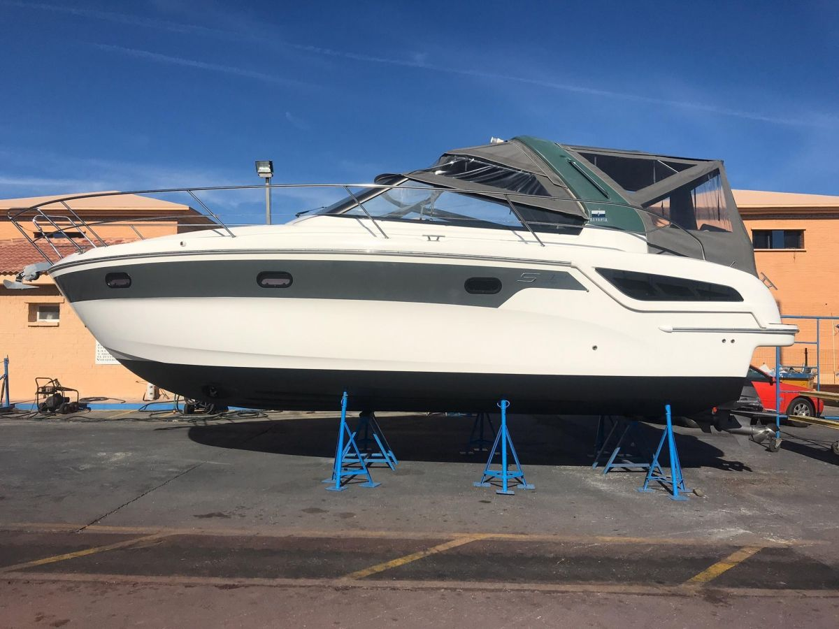 2017 Bavaria S33 Open for sale in San Pedro del Pinatar by Clipper Marine Spain