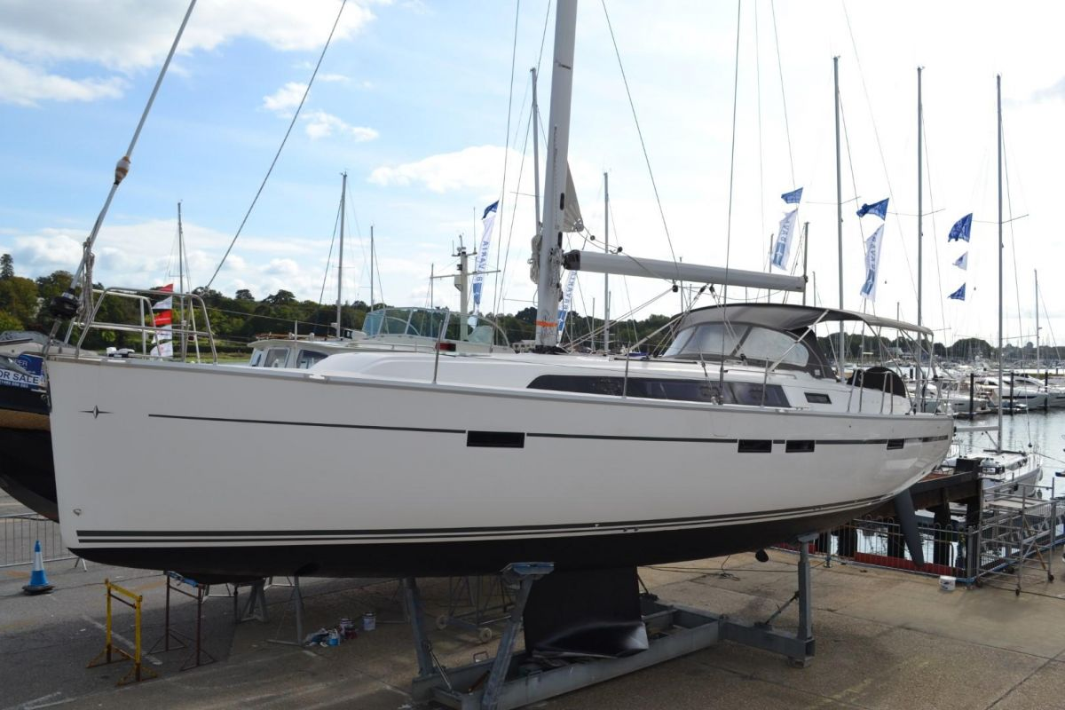2016 Bavaria Cruiser 46 Style for sale in Swanwick by Clipper Marine Spain