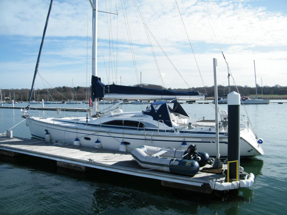 2007 Bavaria 50 Vision for sale in Hamble by Clipper Marine Spain