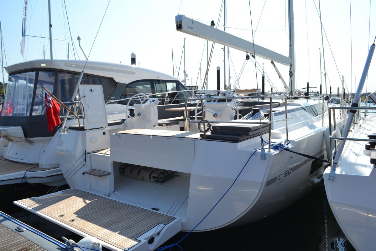 2020 Bavaria C50 Style for sale in Mallorca by Clipper Marine Spain